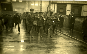 01 Leaving Westgate Hall, 1915 copy