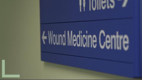 NHS Wound Medicine