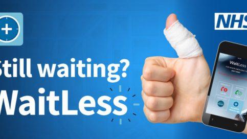 New NHS App WaitLess